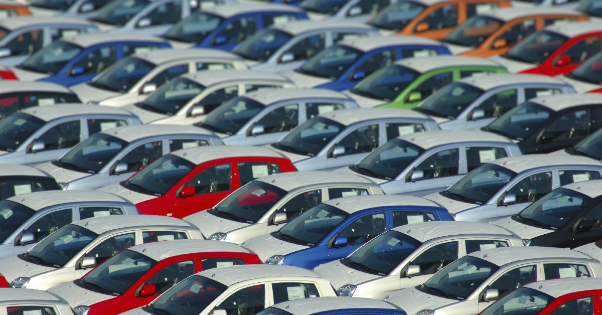 Car Inventory Pricing
