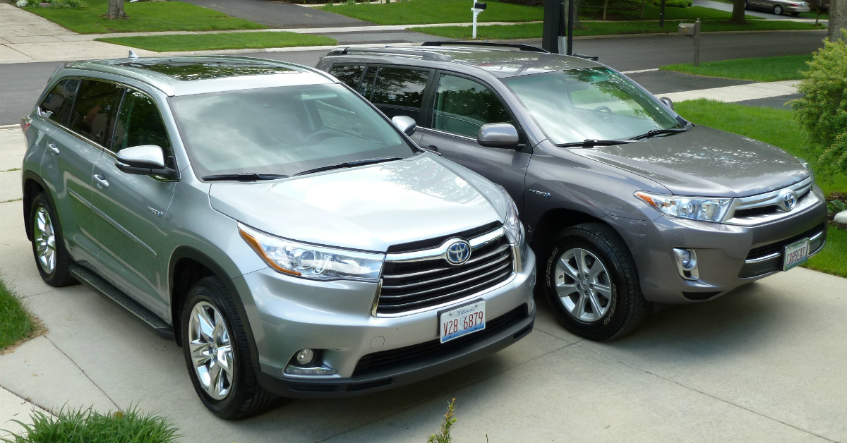 Toyota Highlanders