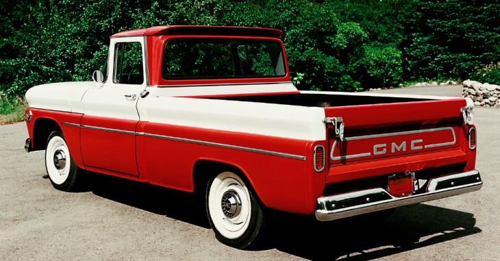 1960 GMC Model 1000 Wideside