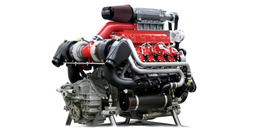 6.6-liter Duramax