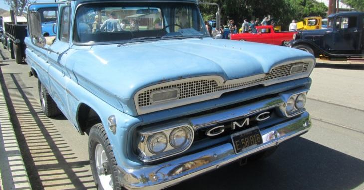 GMC K1500 V6