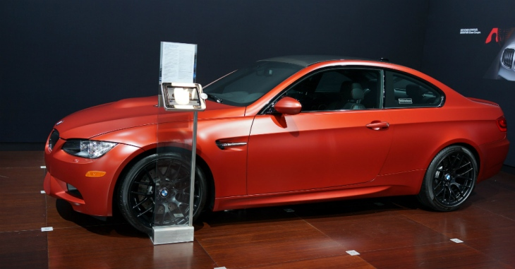 M3 Coupe DCT