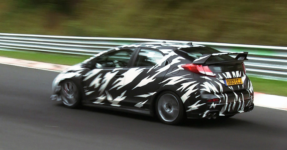Nurburgring Civic R