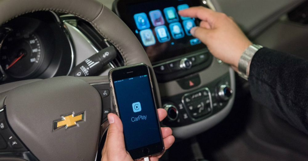 GM CarPlay