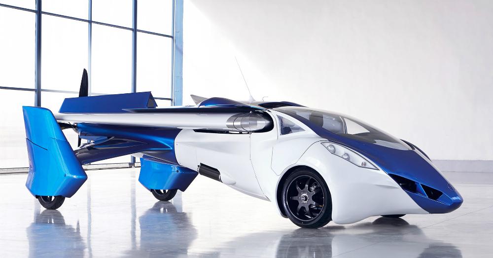 Aeromobil 3.0 2017