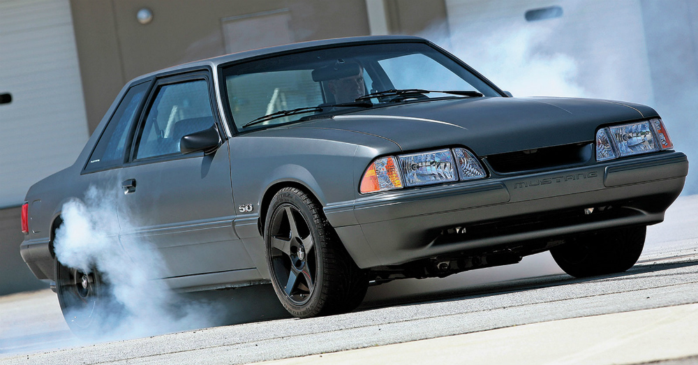 Ford Mustang LX 5.0 Notchback