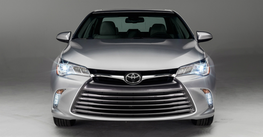 2016 Toyota Camry XLE hybrid