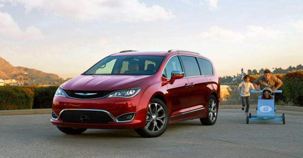 Chrysler Pacifica: A minivan beyond ordinary