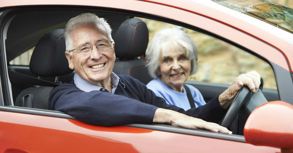 Elder-Friendly Cars and Features